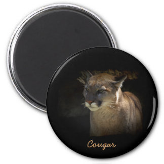Mountain Lion Cougar Wildlife-lovers Magnet