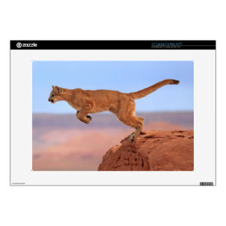 "Mountain Lion Decals For 15"" Laptops"