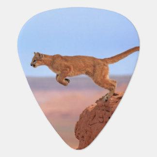 Mountain Lion Guitar Pick