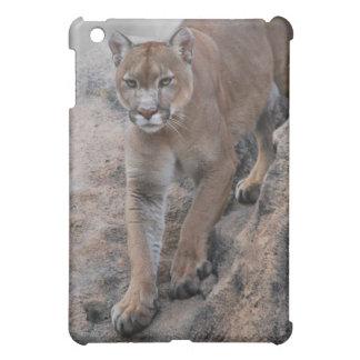 Mountain lion rock climbing case for the iPad mini