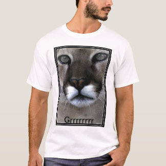 Mountain Lion T Shirt