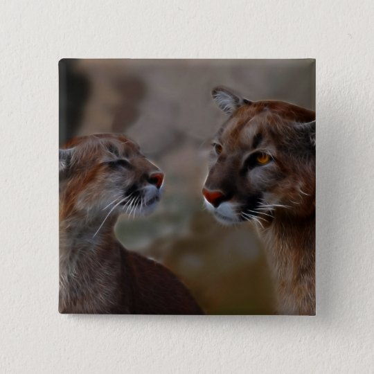 Mountain lions reverence button