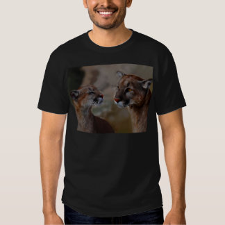 Mountain lions reverence tee shirt