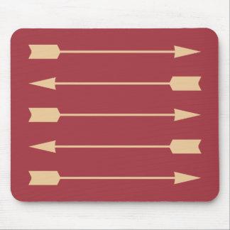 Mountain Lodge | Arrow Mouse Pad