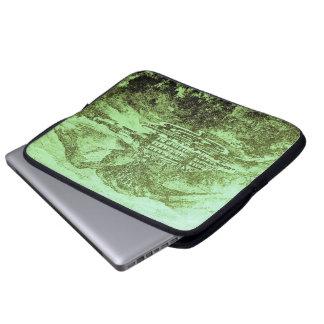 Mountain Lodge Computer Sleeve