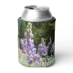 Mountain Lupins Can Cooler