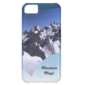 Mountain magic the French alps iPhone 5C Cover