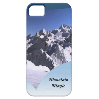 Mountain magic the French alps iPhone SE/5/5s Case