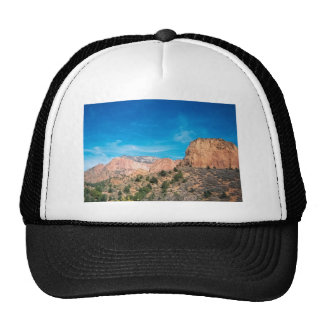 Mountain Majesty at Zion Trucker Hat