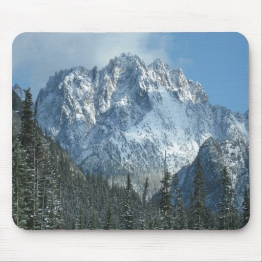 Mountain Majesty Mouse Pad