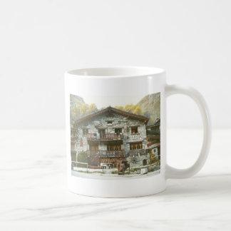 Mountain Mansion Mug