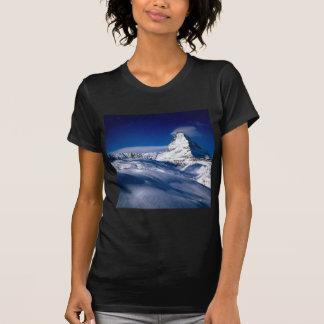 Mountain Matterhorn Valais Switzerland Tshirt