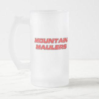 Mountain Maulers Team Mug