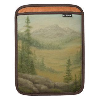 Mountain Meadow iPad Sleeve