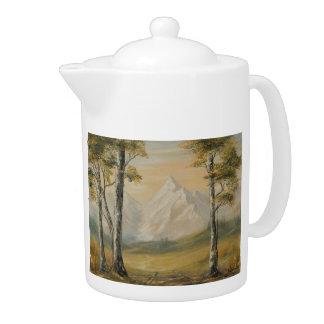 Mountain Meadow Teapot