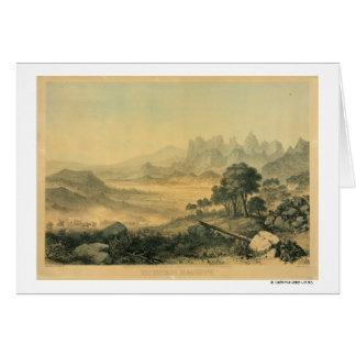 Mountain Meadows, Utah Card