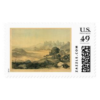 Mountain Meadows, Utah Stamp
