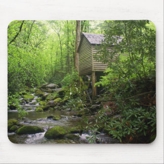 Mountain Mill Mouse Pad