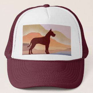 Mountain Mirage Great Dane Trucker Hat