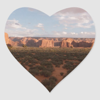 Mountain Monument Valley Stickers