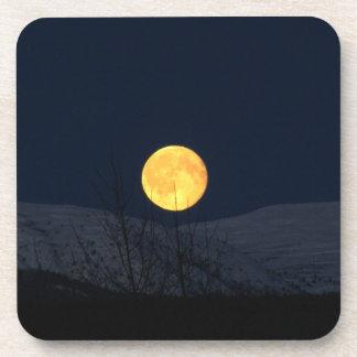 Mountain Moon Drink Coaster