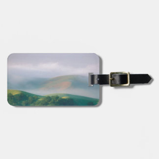 Mountain Mystical Morning Diablo State Travel Bag Tags