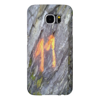 Mountain number 11 samsung galaxy s6 case