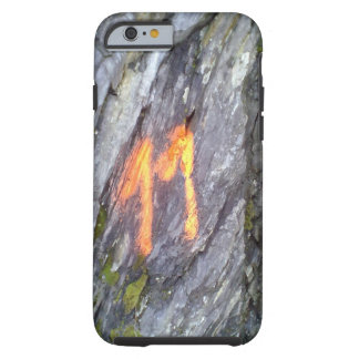 Mountain number 11 tough iPhone 6 case