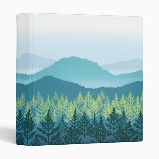 Mountain Nursery binder