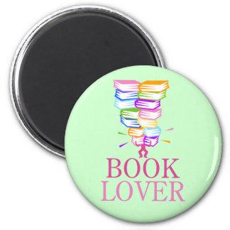 Mountain Of Books Fridge Magnet Gift