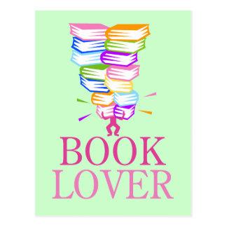 Mountain Of Books Gift T-shirt Postcard