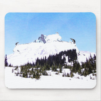 Mountain of Goats Mouse Pad