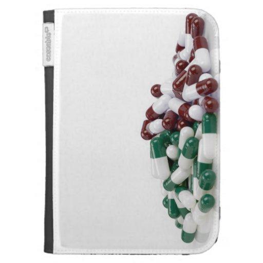Mountain of Pills Kindle Folio Case