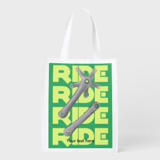 Mountain or Road Bike Crankset Grocery Bag