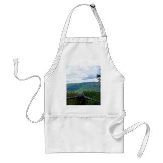 Mountain Overlook Adult Apron