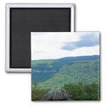 Mountain Overlook Magnet