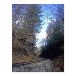 Mountain Pass Postcard