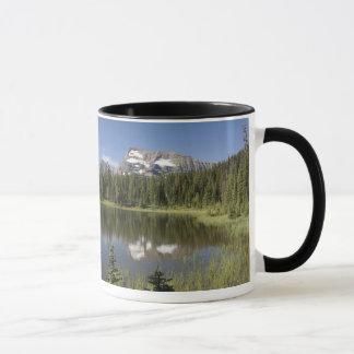 Mountain Peak Reflected In A Lake Mug