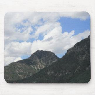 Mountain Peaks Mousepad