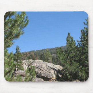 mountain_pines mouse pad
