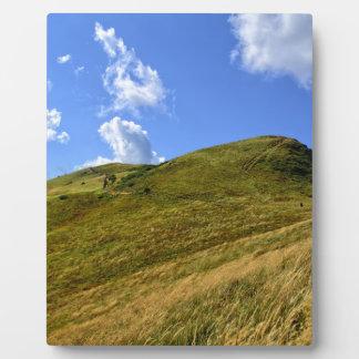 Mountain Plaque