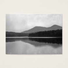 Mountain Pond Atc Business Card at Zazzle