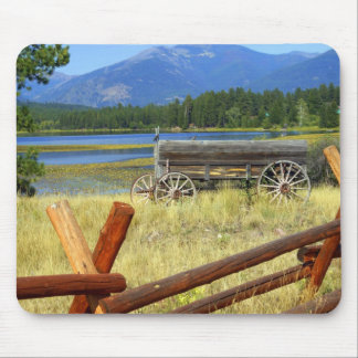 Mountain Ranch Mouse Pad