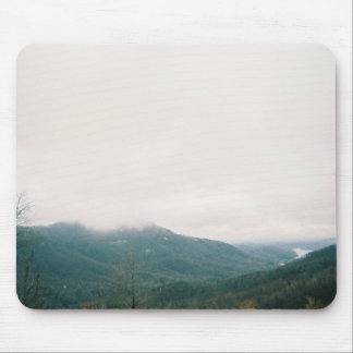 Mountain Range Mouse Pad