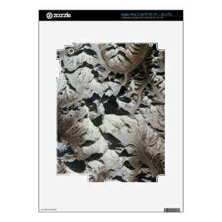 Mountain Range on Earth Decals For iPad 3