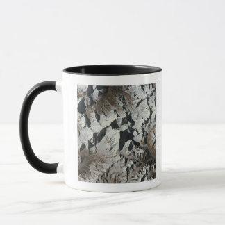 Mountain Range on Earth Mug