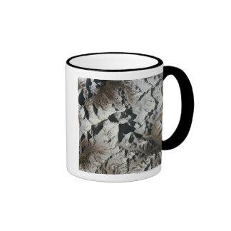 Mountain Range on Earth Mugs