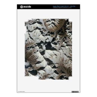 Mountain Range on Earth Skin For iPad 3