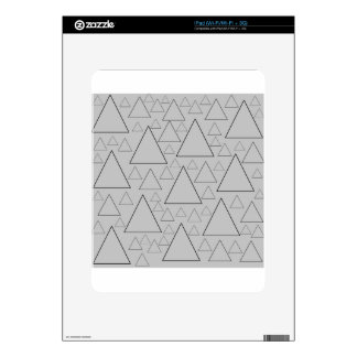 mountain ranges and day trips iPad skin