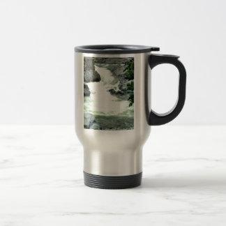 Mountain Rapids Travel Mug